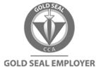 Gold Seal Logo Employer